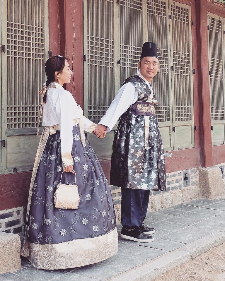 Khi sao Việt chụp ảnh cưới ở Hàn Quốc: Cặp vợ chồng nào lãng mạn nhất? - Tin sao Viet - Tin tuc sao Viet - Scandal sao Viet - Tin tuc cua Sao - Tin cua Sao