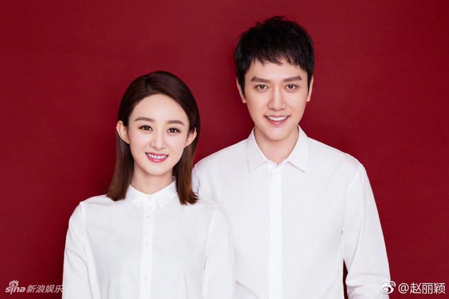 Vợ chồng Triệu Lễ Dĩnh và Phùng Thiệu Phong.