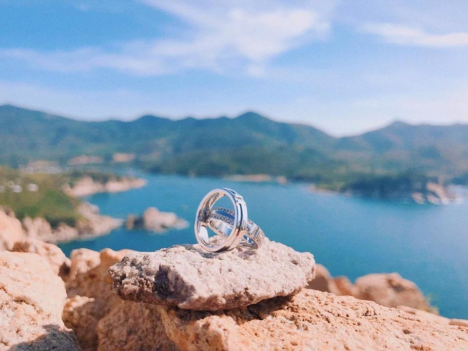 Nhẫn cưới kim cương của cặp đôi Thu Trang - Quốc Cường - Tin sao Viet - Tin tuc sao Viet - Scandal sao Viet - Tin tuc cua Sao - Tin cua Sao