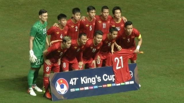 Mặc dù vậy, người hâm mộ Việt vẫn đặt nhiều niềm tin ở thầy trò HLV Park Hang Seo.