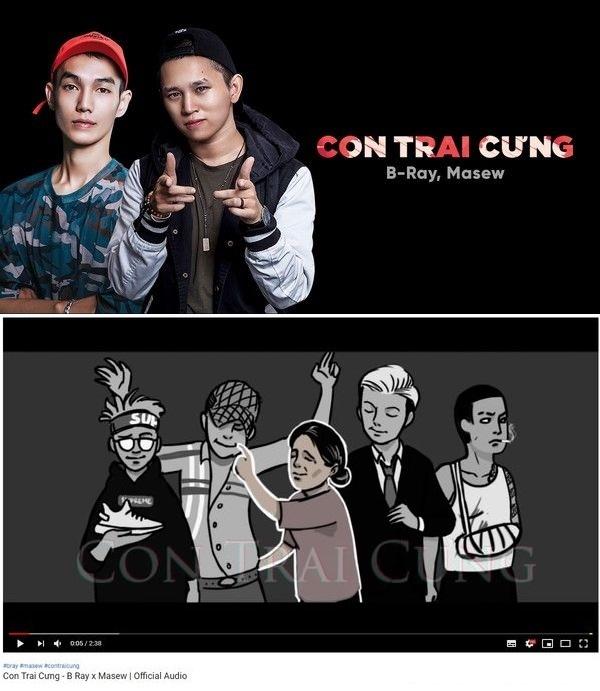 Con Trai Cưng trở thành một bài hát gây bão cộng đồng mạng ngay khi vừa mới ra mắt - Tin sao Viet - Tin tuc sao Viet - Scandal sao Viet - Tin tuc cua Sao - Tin cua Sao