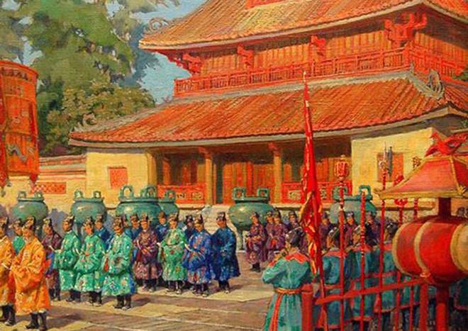 Vì sao hoàng cung nước Việt Nam ta xưa kialộng lẫy và đông đúc như vậy mà không có lấy một nhà vệ sinh?