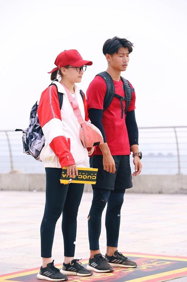 Bạn gái Tôn Kinh Lâm lên tiếng chê Emma Nhất Khanh khi đội Đỏ bị loại Cuộc đua kỳ thú 2019