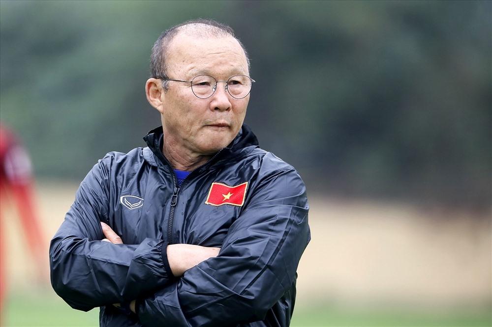 Thầy trò Park Hang Seo sẽ phải điều chỉnh kế hoạch tập luyện. (Ảnh: Thethao247)