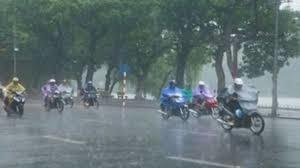 Theo dự báo, hoàn lưu của bão Podul sẽgây ra mưa lớn trên diện rộng, dọc theo các tỉnh ven biển miền Trung cũng như khu vực trung du, miền núi Bắc Bộ