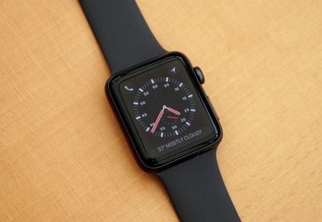 Apple Watch S3 GPS viền nhôm đang được ưa chuộng nhất hiện nay