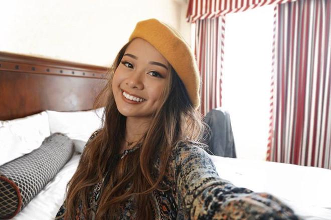 Nụ cười rạng rỡ của Yenli