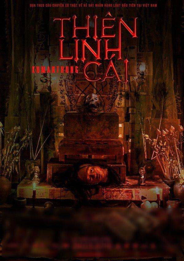 Poster ban đầu với cái tên Thiên Linh Cái