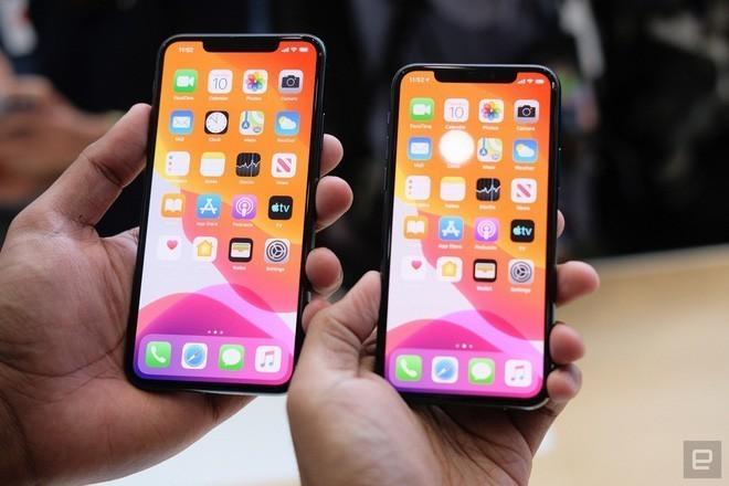 Những chiếc iPhone 11 bản khóa mạng dự kiếnsẽ được bán ra trong thời gian gần (Ảnh minh họa)