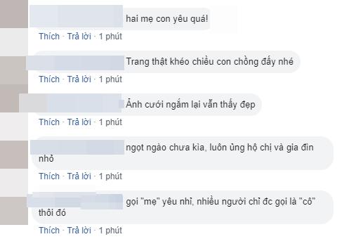 Đàm Thu Trang tận tâm chăm sóc, Subeo cũng hết mực yêu thương mẹ hai - Tin sao Viet - Tin tuc sao Viet - Scandal sao Viet - Tin tuc cua Sao - Tin cua Sao
