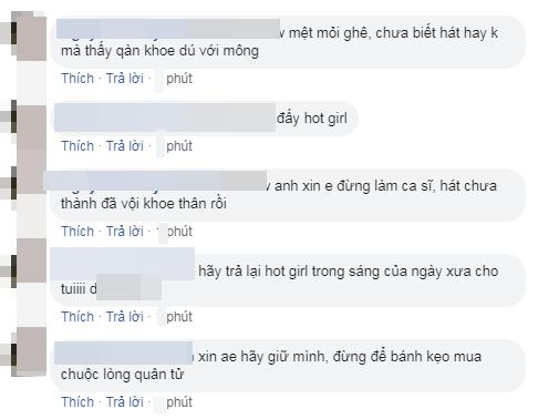 """""""Hot girl ngủ gật"""" tung teaser MV đầu tay bị CĐM chê vì quá phản cảm"""