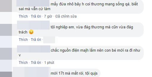 Những bình luận từ CĐM. (Ảnh chụp màn hình)