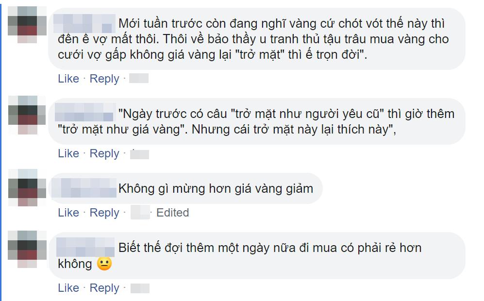 Cộng đồng mạng hài hước bình luận (Ảnh chụp màn hình)