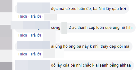 Một số bình luận từ CĐM. (Ảnh chụp màn hình) - Tin sao Viet - Tin tuc sao Viet - Scandal sao Viet - Tin tuc cua Sao - Tin cua Sao