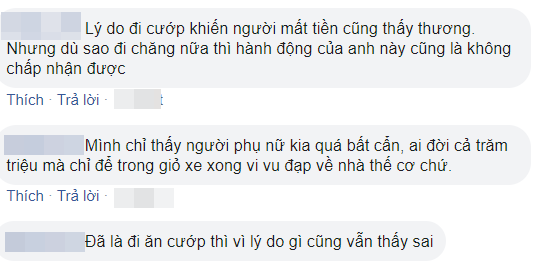 Ý kiến của CĐM về sự việc nói trên (Ảnh chụp màn hình)