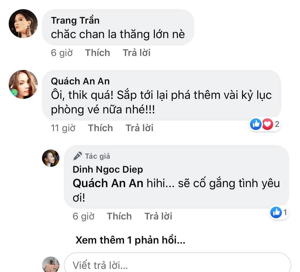 Dàn sao Việt chúc mừng Victor Vũ khi