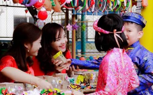 Học sinh Hà Nội được nghỉ Tết 8 ngày, trong khi ở TP.HCM là 16 ngày. (Ảnh minh hoạ: An Ninh Thủ Đô)