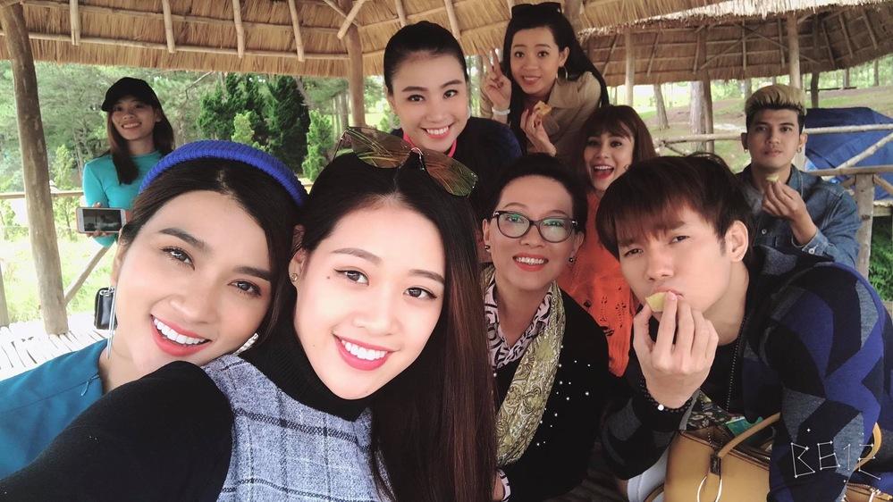 Khánh Vân và loạt vai diễn trước khi trở thành Hoa Hậu Hoàn Vũ 2019