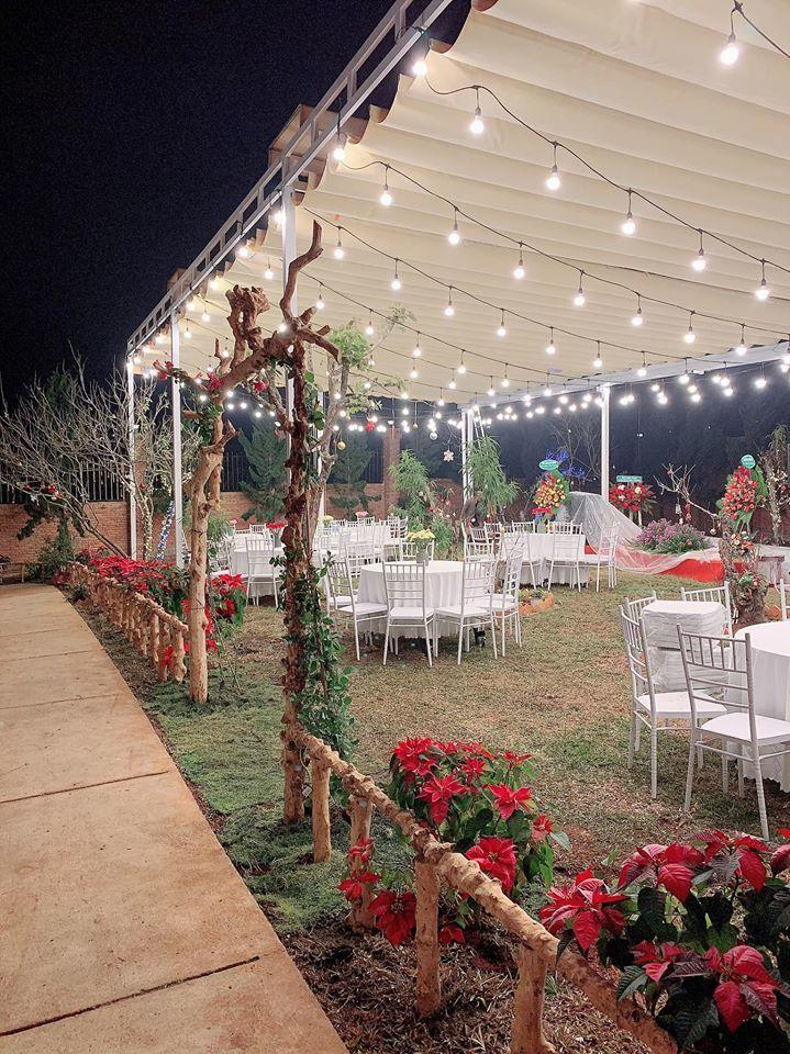 Lý Nhã Kỳ trang trí Giáng sinh cho khu resort cao cấp ở Đà Lạt - Tin sao Viet - Tin tuc sao Viet - Scandal sao Viet - Tin tuc cua Sao - Tin cua Sao
