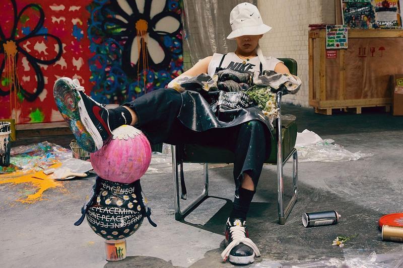Sản phẩm giàyAF1 Para-noise chưa hề mấtđiđộ hot dùđã ra mắtđược một thời gian.Ảnh: Instagram