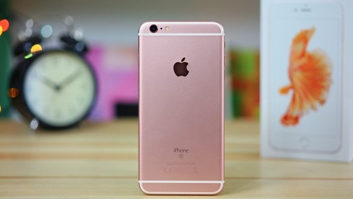 iPhone 6S Plus sở hữu camera 12MP.