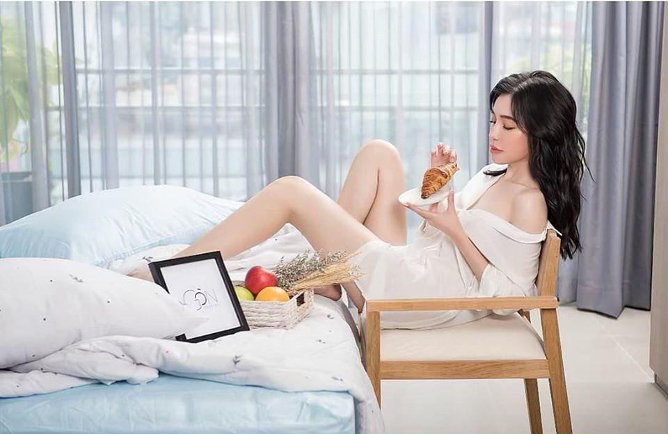 Thân hình đồng hồ cát đáng mơ ước của Elly Trần - Tin sao Viet - Tin tuc sao Viet - Scandal sao Viet - Tin tuc cua Sao - Tin cua Sao