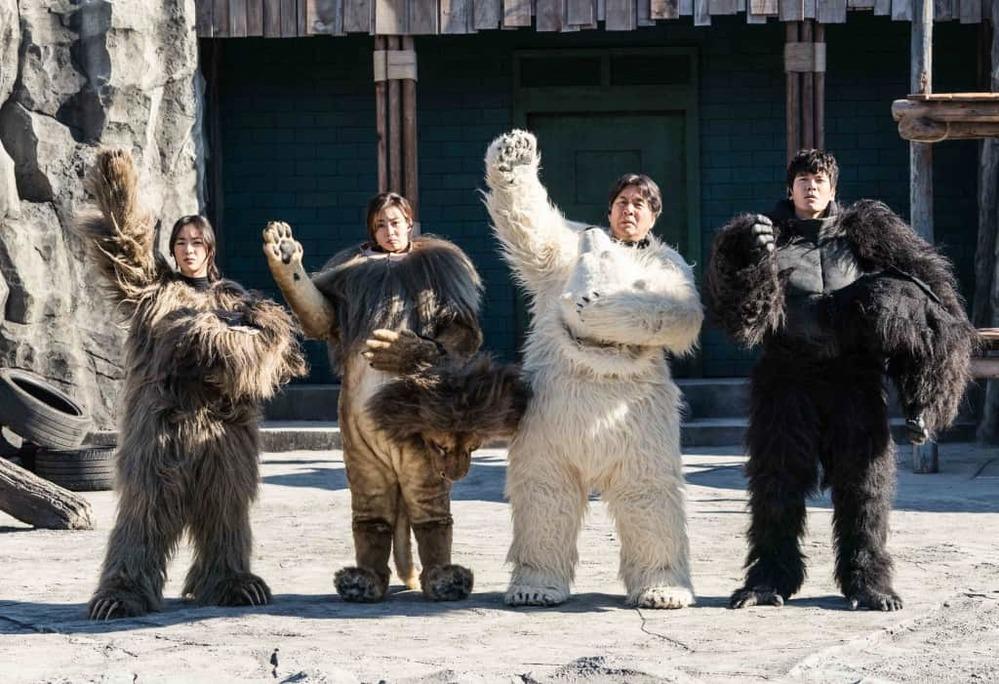 Một ý tưởng cứu cả sở thú cũng là điều mang đến rắc rối cho toàn bộ nhân viên tại đây