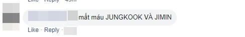 Fan phát cuồng vì khoảnh khắc lộ body của Jungkook và Jimin trong MV