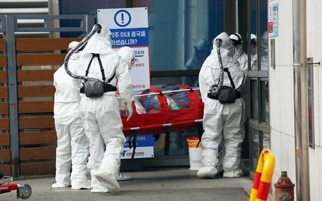 Hàn Quốc đã ghi nhận ca tử vong thứ 7 do nCoV (Ảnh minh họa: Yonhap)