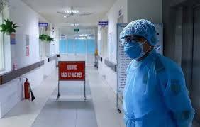 Hiện bệnh nhân đang được cách ly tại một phòng khám đa khoa ở huyện Bình Xuyên (Ảnh minh họa: Net News)