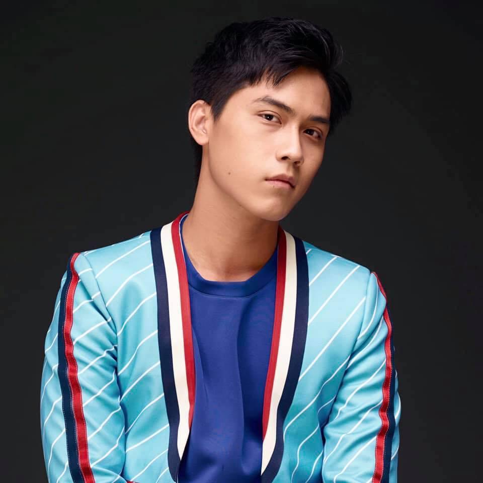 Võ Điền Gia Huy: Nam diễn viên điển trai trong