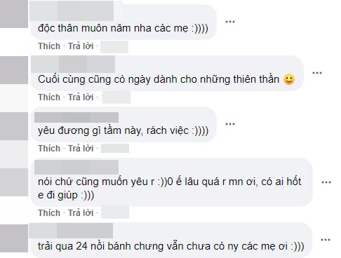Một số bình luận từ cư dân mạng. (Ảnh chụp màn hình)