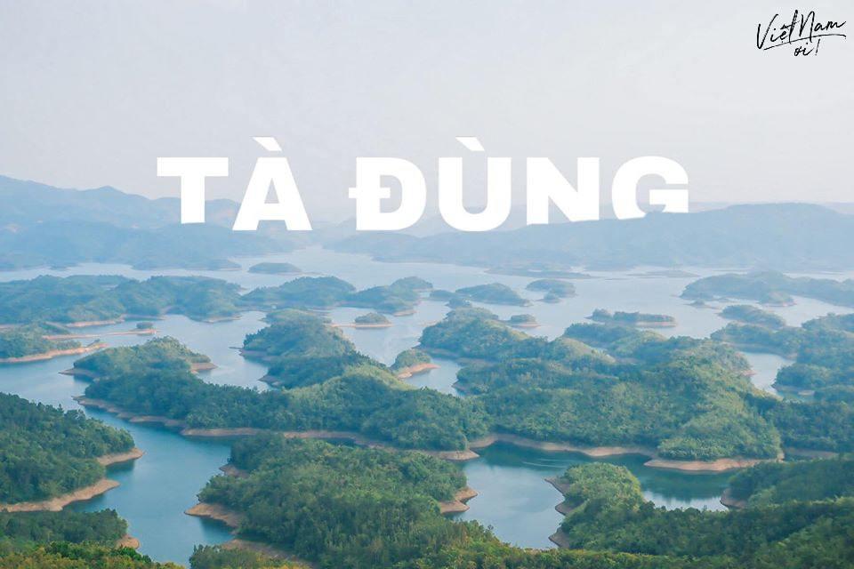 """Khám phá Tà Đùng - """"vịnh Hạ Long"""" của núi rừng Tây Nguyên"""