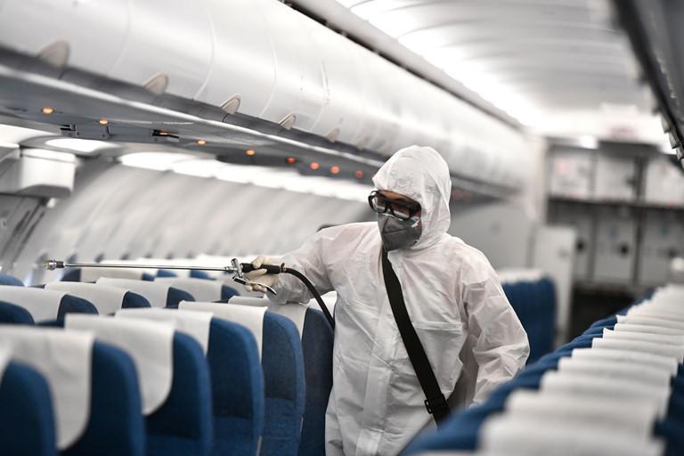 Cục Hàng không yêu cầu hãng hàng không chưa được bay nội địa trở lại (Ảnh: VNA)
