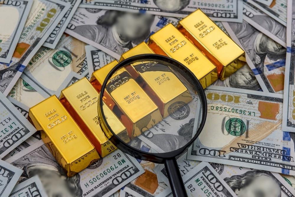 Tỷ giá USD/VND cũng trên đà giảm sau khi thị trường vàng thế giớihạ nhiệt. (Ảnh: Twitter)
