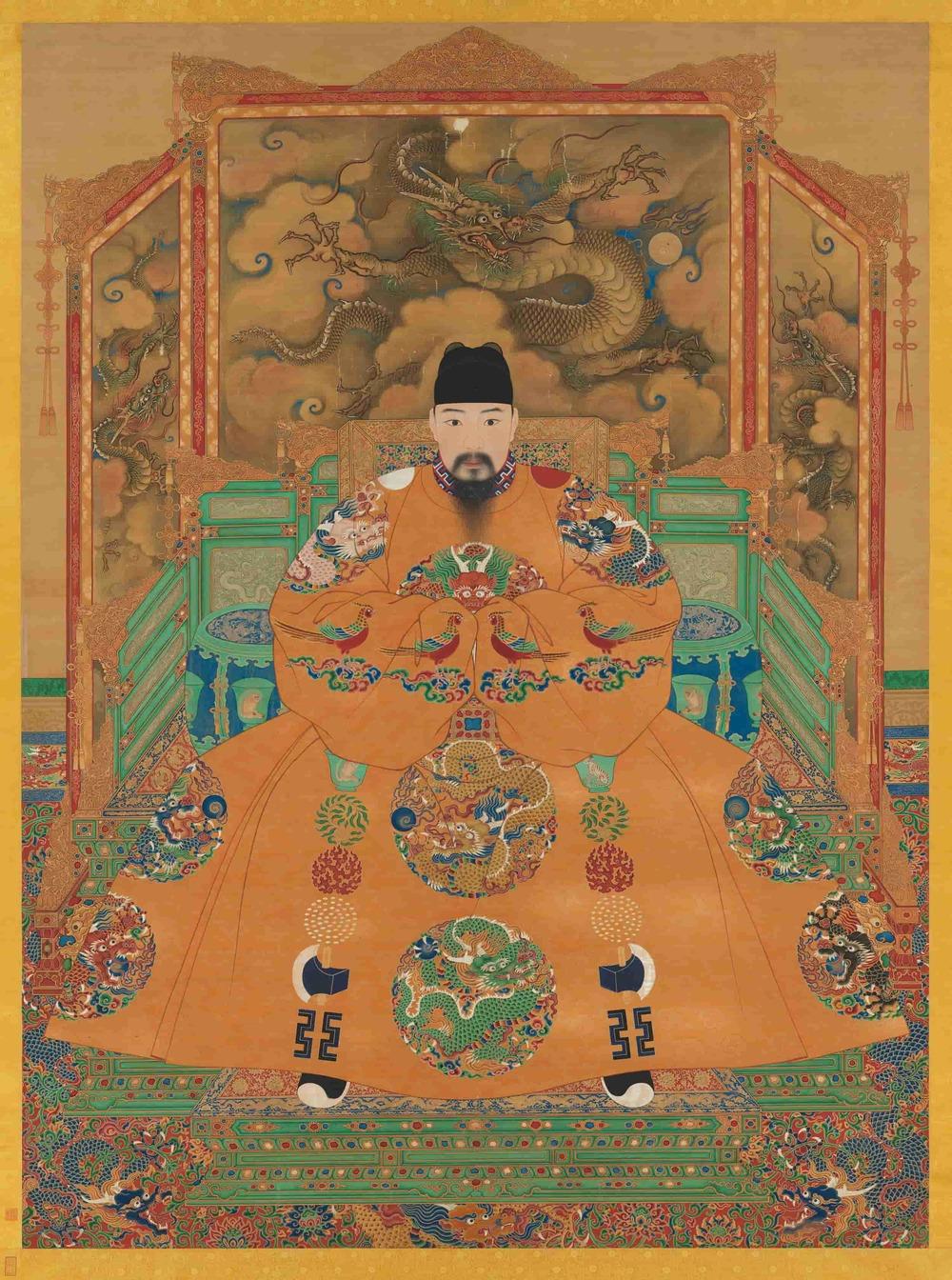 Minh Hiếu Tông hoàng đế nổi tiếng là một vị minh quân, một người chồng tốt trong sử sách Trung Quốc. (Ảnh minh họa: Sina)