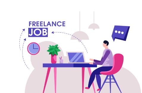 Freelancer là gì? - Ảnh minh họa