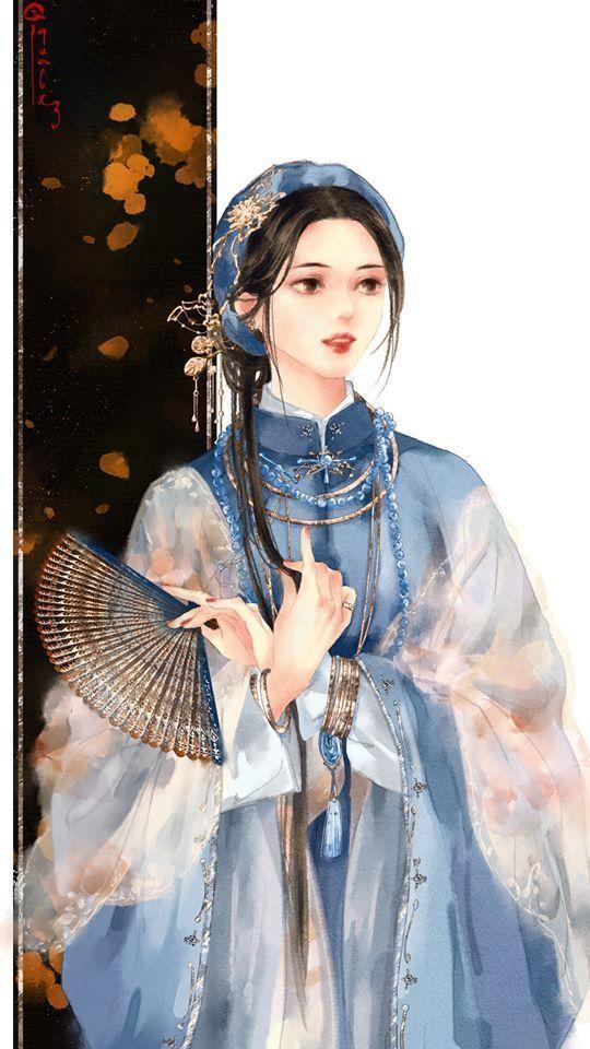 Phụng Dương công chúa được vua Trần Thái Tông sủng ái như con ruột và sắc phong địa vị công chúa tôn quý triều Trần. (Ảnh minh họa: Quác Quác Quác)