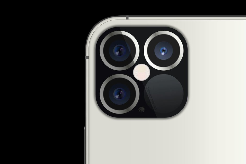 Cameracủa chiếc iPhone 12 (Ảnh:androidauthority)