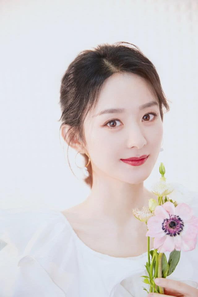 Đây cũng là ưu điểm tuyệt vời của nữ diễn viên xinh đẹp Triệu Lệ Dĩnh (Ảnh: Weibo)