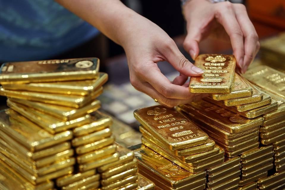 Giá vàng trong nước lập đỉnh mới ngày 21/7 (Ảnh: Vietnamnet)