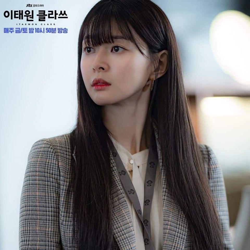 Oh Soo Ah là kiểu phụ nữ thực tế, hiện đại vừa xinh đẹp vừa tài giỏi (Ảnh JTBC)