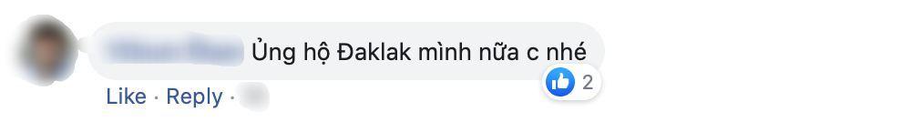H'Hen Niê bị fan nhắc nhở vì chưa ủng hộ Đắk Lắk chống dịch Covid-19. Ảnh: Chụp màn hình