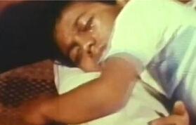 Gia đình từng chứng kiếnCornelio Closa có biểu hiện lạ khi ngủ (Ảnh: Mysterious Universe).