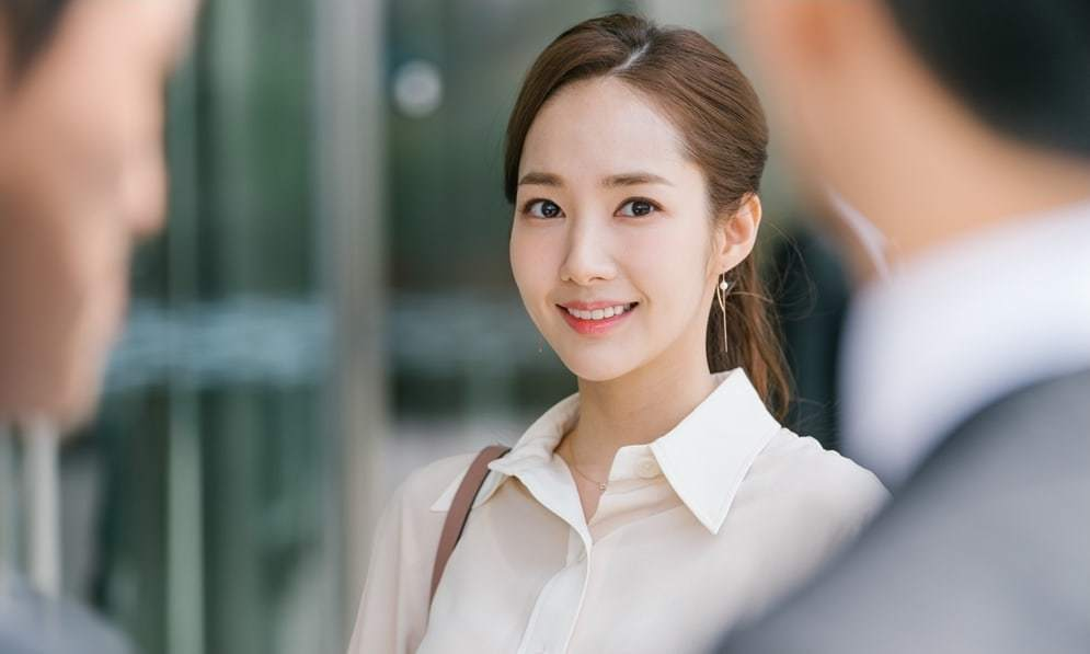Park Min Young: What's Wrong With Secretary Kim, Her Private Life. Ảnh: Naver