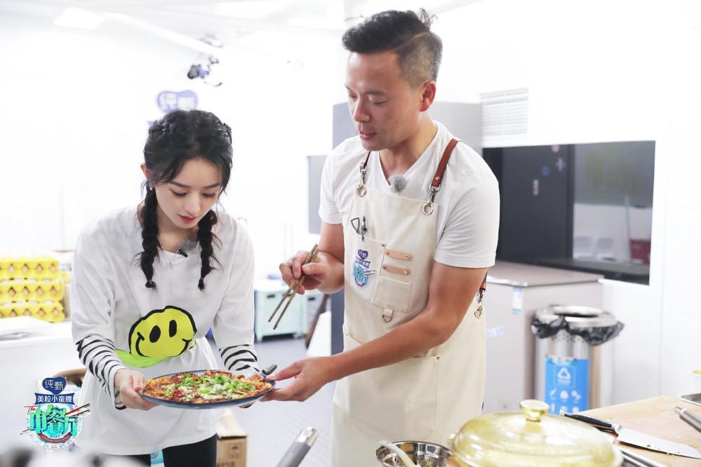 Những bằng chứng người hâm mộ đưa ra để minh oan cho Triệu Lệ Dĩnh (Ảnh Weibo)