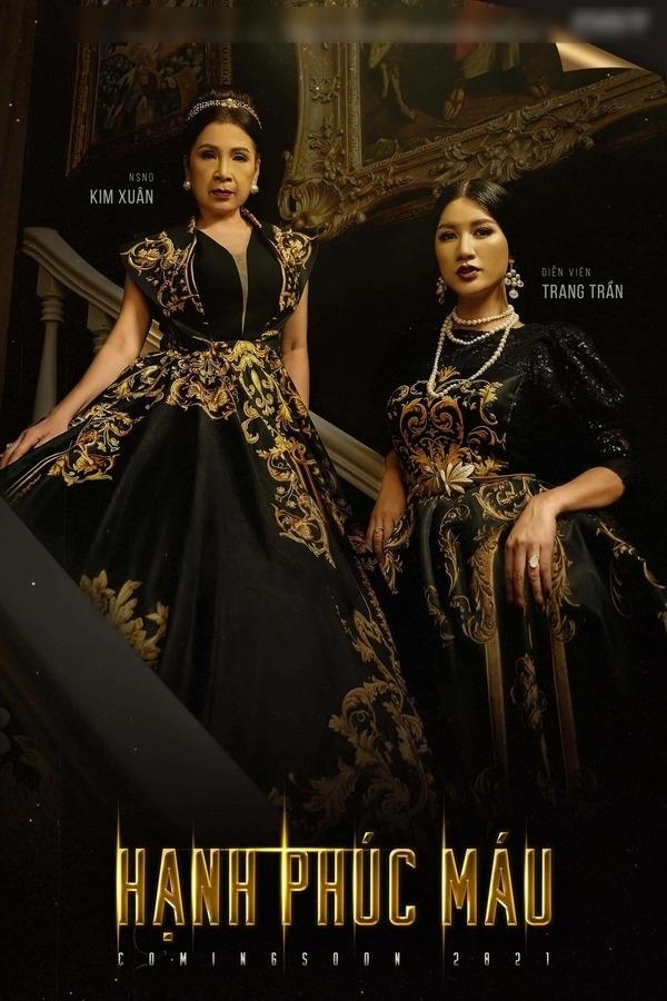 Trang Trần có duyên hợp tác cùng nghệ sĩ Kim Xuân trong phim mới