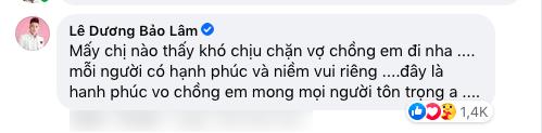Dù biết có nhiều người không thích mình nhưng nam diễn viên hài chẳng ngại phản ứng thêm. (Ảnh: Chụp màn hình) - Tin sao Viet - Tin tuc sao Viet - Scandal sao Viet - Tin tuc cua Sao - Tin cua Sao