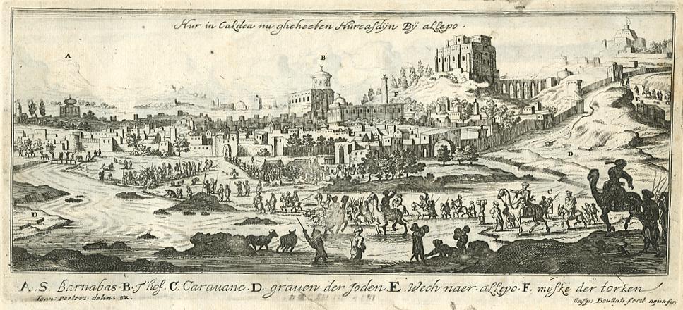 Đây được xem là thành phố cổUrkesh ngày xưa - Ảnh Britishmuseum
