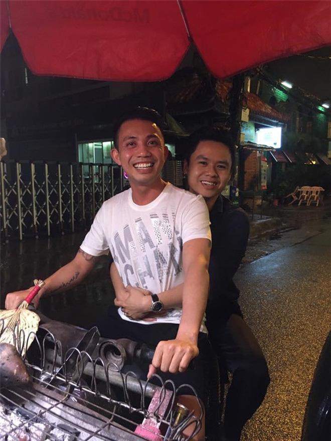 Họ là những thiếu gia, đại gia khét tiếng Sài Gòn. (Ảnh: FBNV)